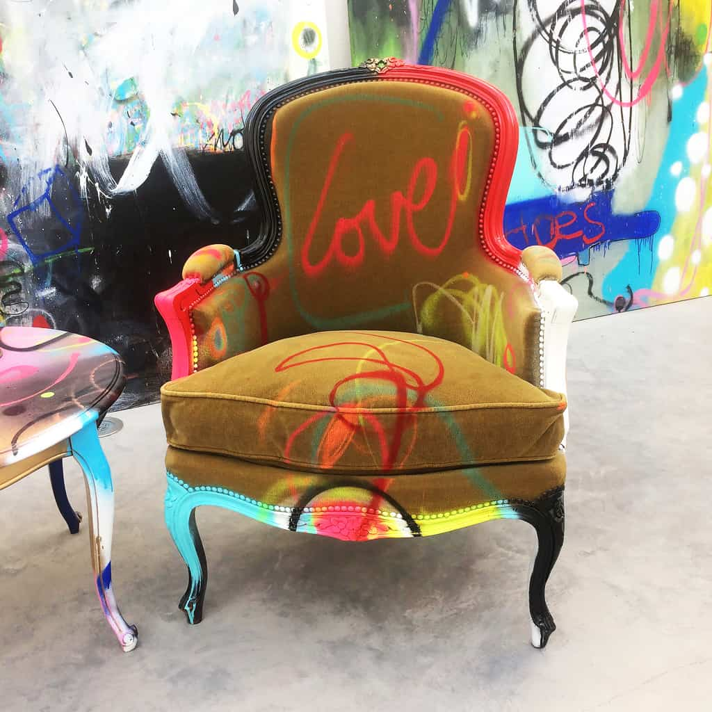"""Fauteuil """"Love Chair"""" 199"""