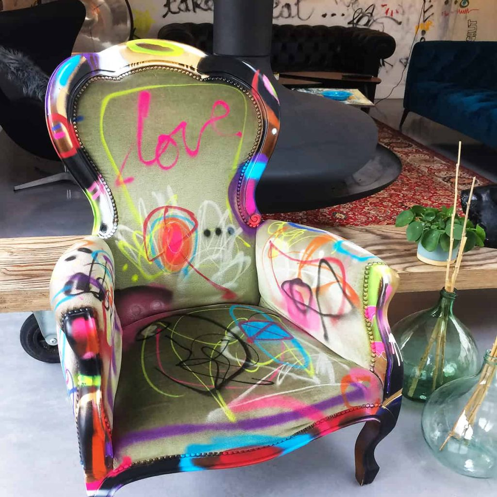 """Fauteuil """"Love Chair"""" 191"""