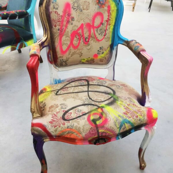 """Fauteuil """"Love Chair"""" 195"""