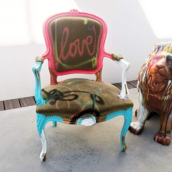"""Fauteuil """"Love Chair"""" 204"""