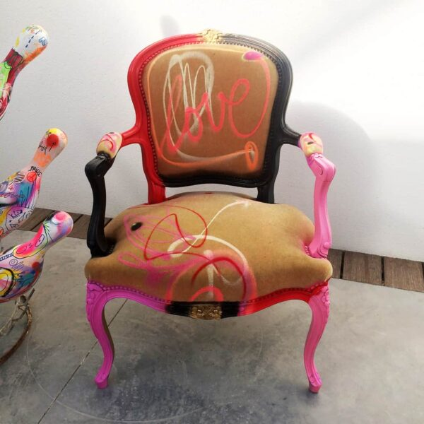 """Fauteuil """"Love Chair"""" 207"""