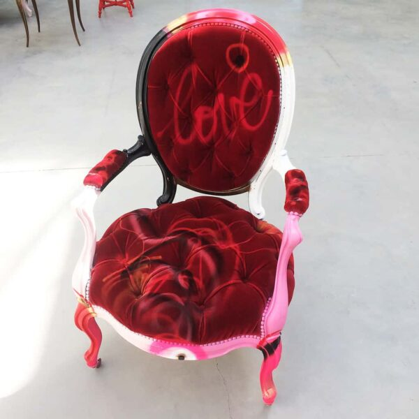 """Fauteuil """"Love Chair"""" 208"""