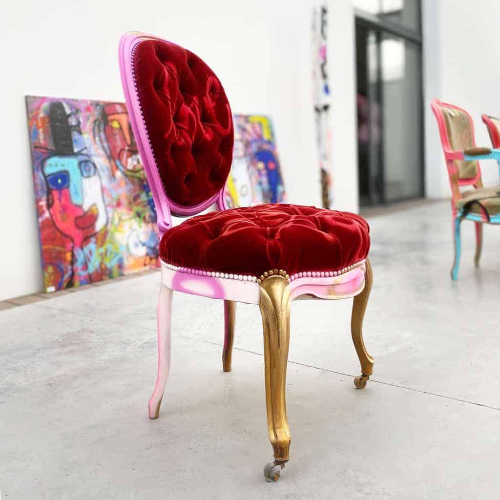 """Chaise """"Love Chair"""" 210"""