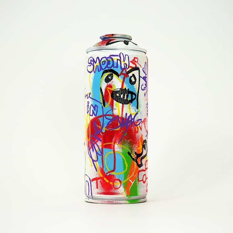 Bombe peinte DONOMIQ - B023 - ouishop