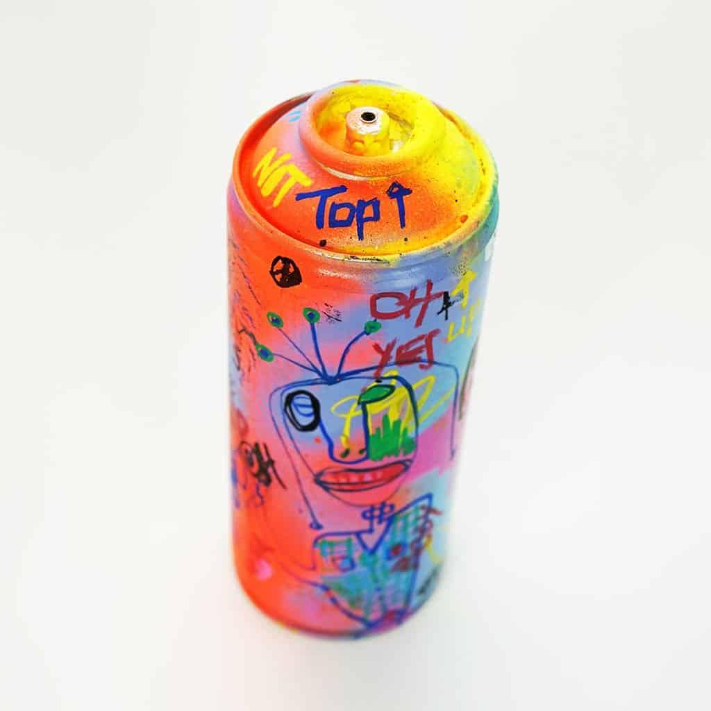 Bombe peinte DONOMIQ – B020
