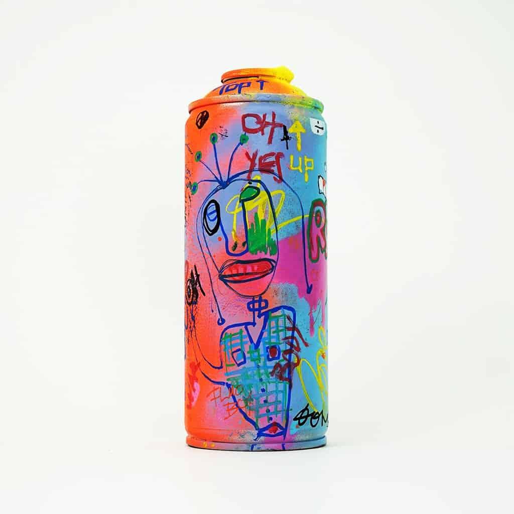 Bombe peinte DONOMIQ - B020 - ouishop