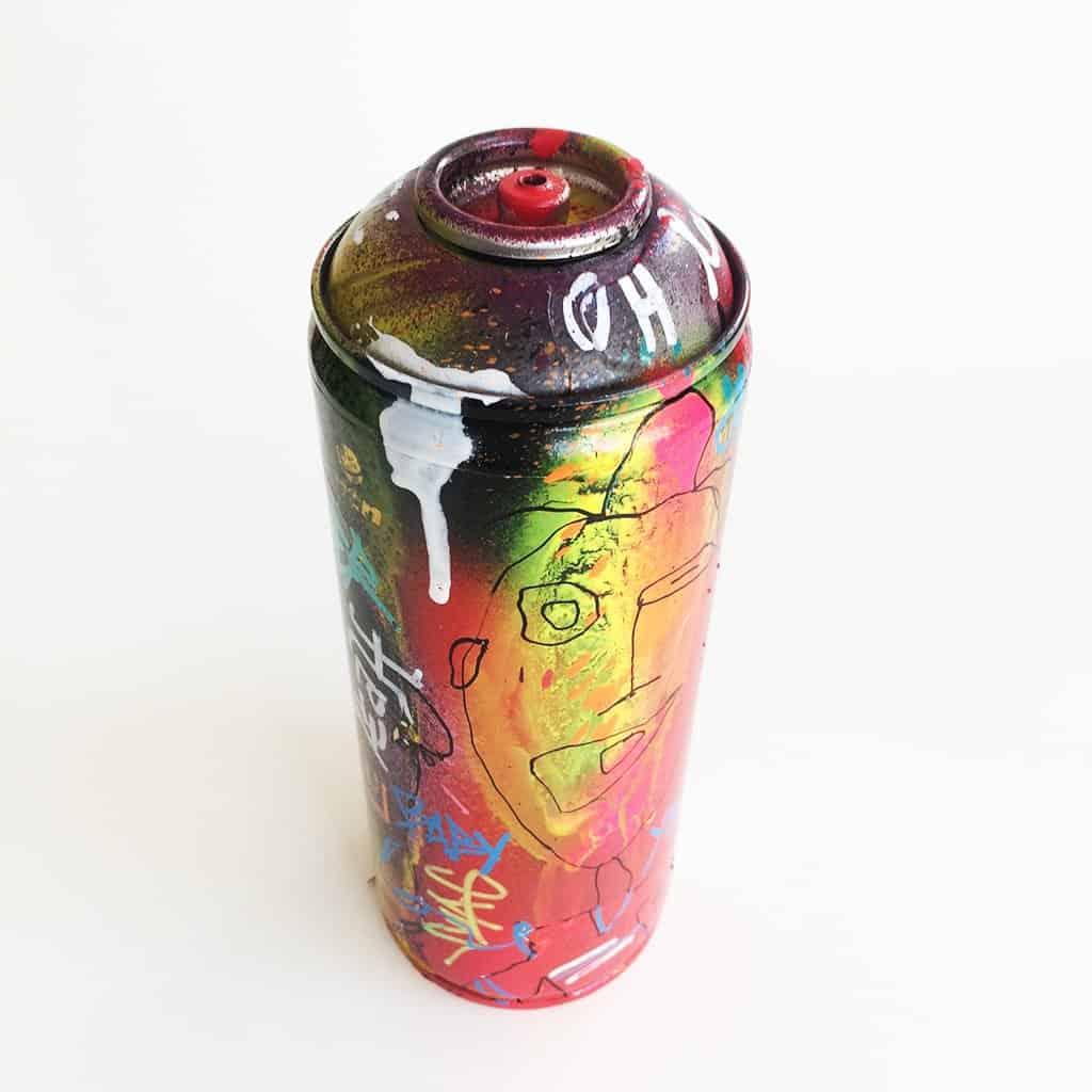 Bombe peinte DONOMIQ – B027