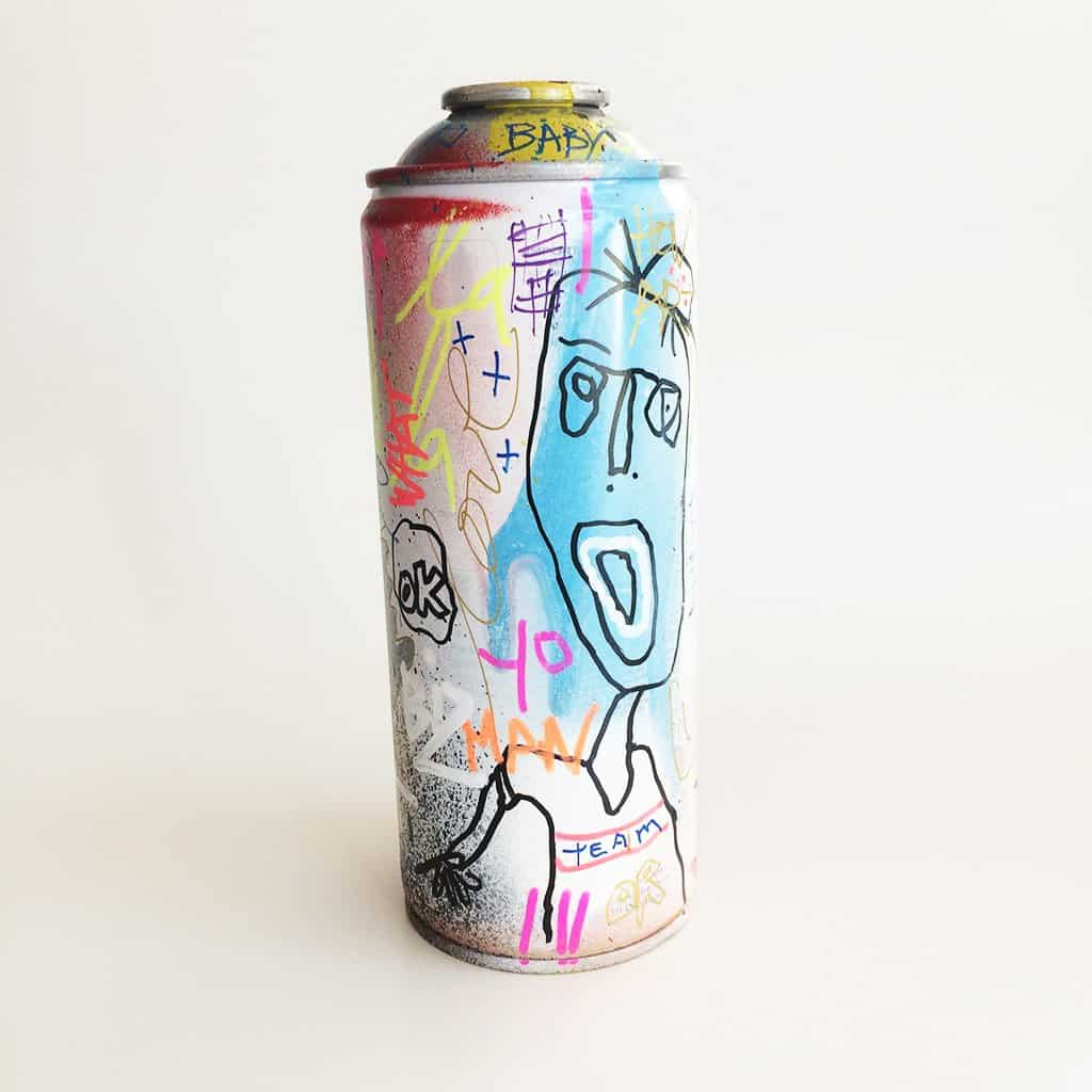 Bombe peinte DONOMIQ - B029 - ouishop