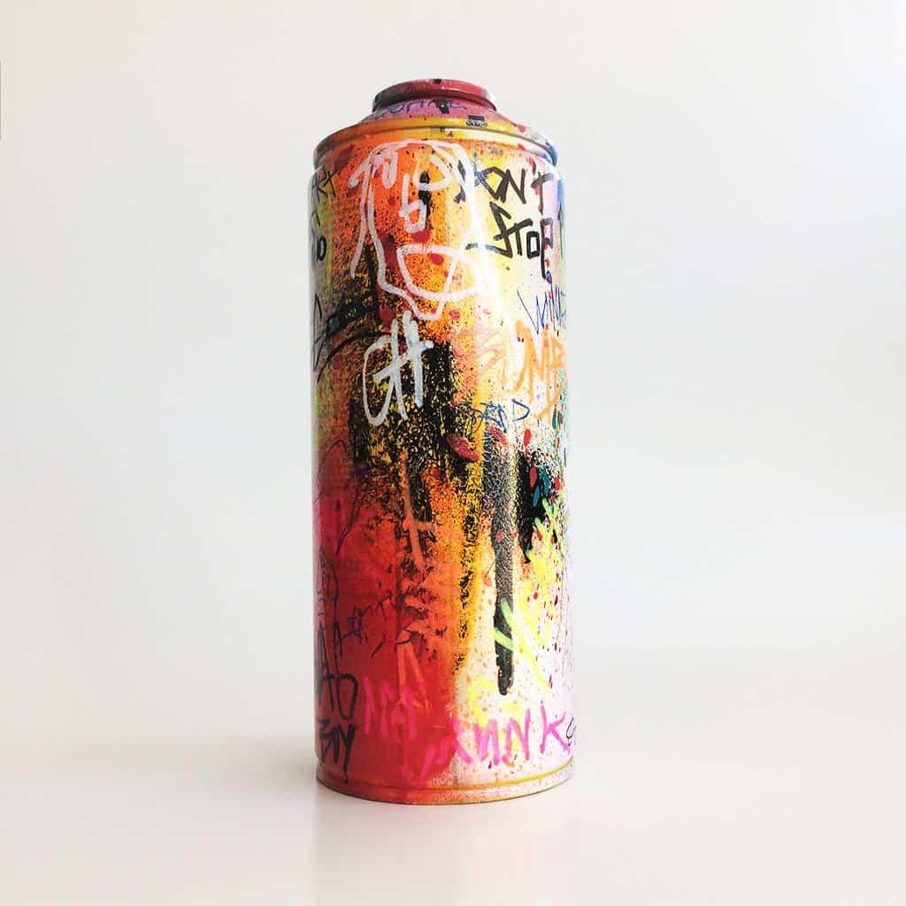Bombe peinte DONOMIQ – B029