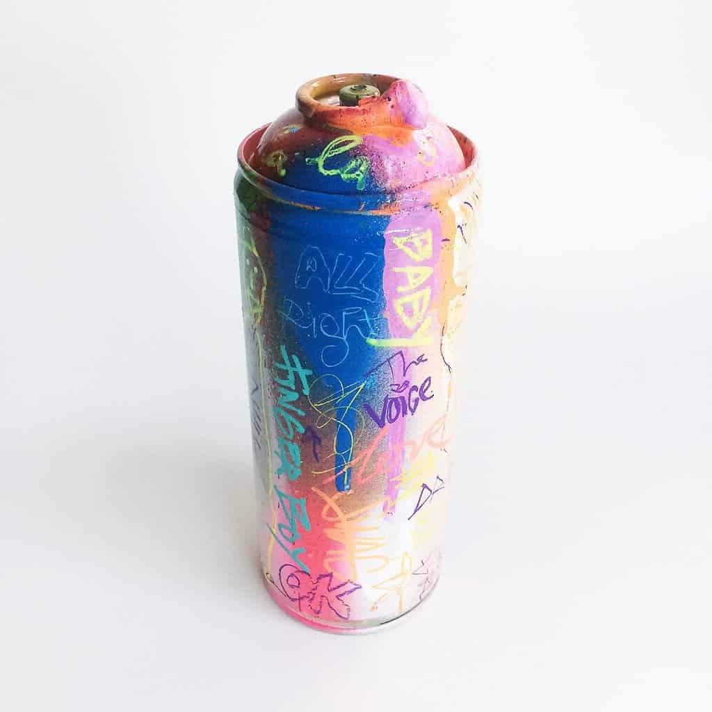 Bombe peinte DONOMIQ - B031 - ouishop