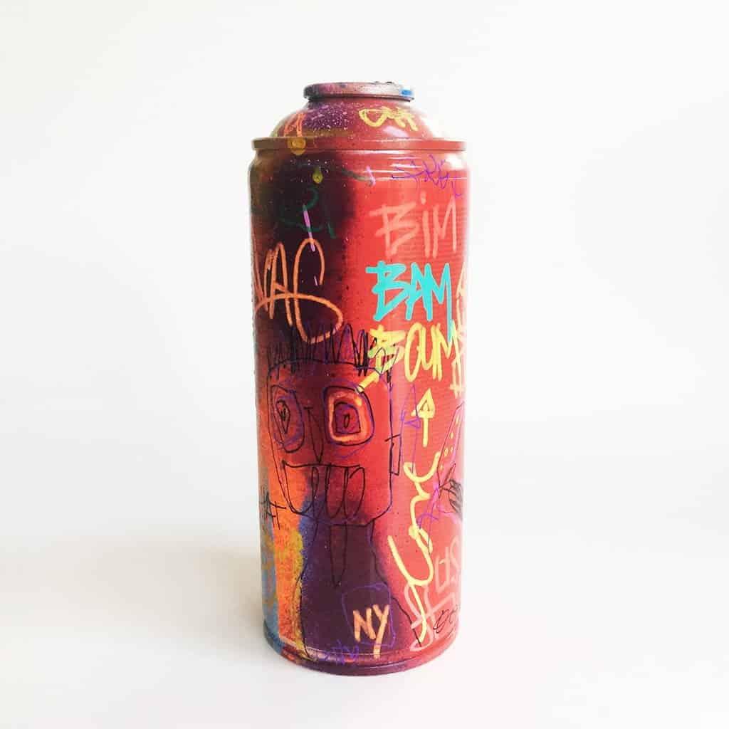 Bombe peinte DONOMIQ - B032 - ouishop