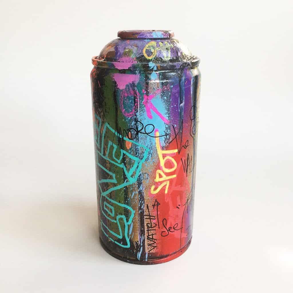 Bombe peinte DONOMIQ – B034