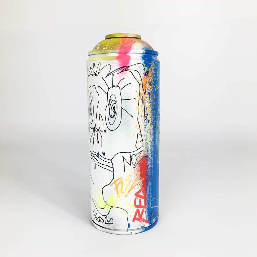 Bombe peinte DONOMIQ – B037