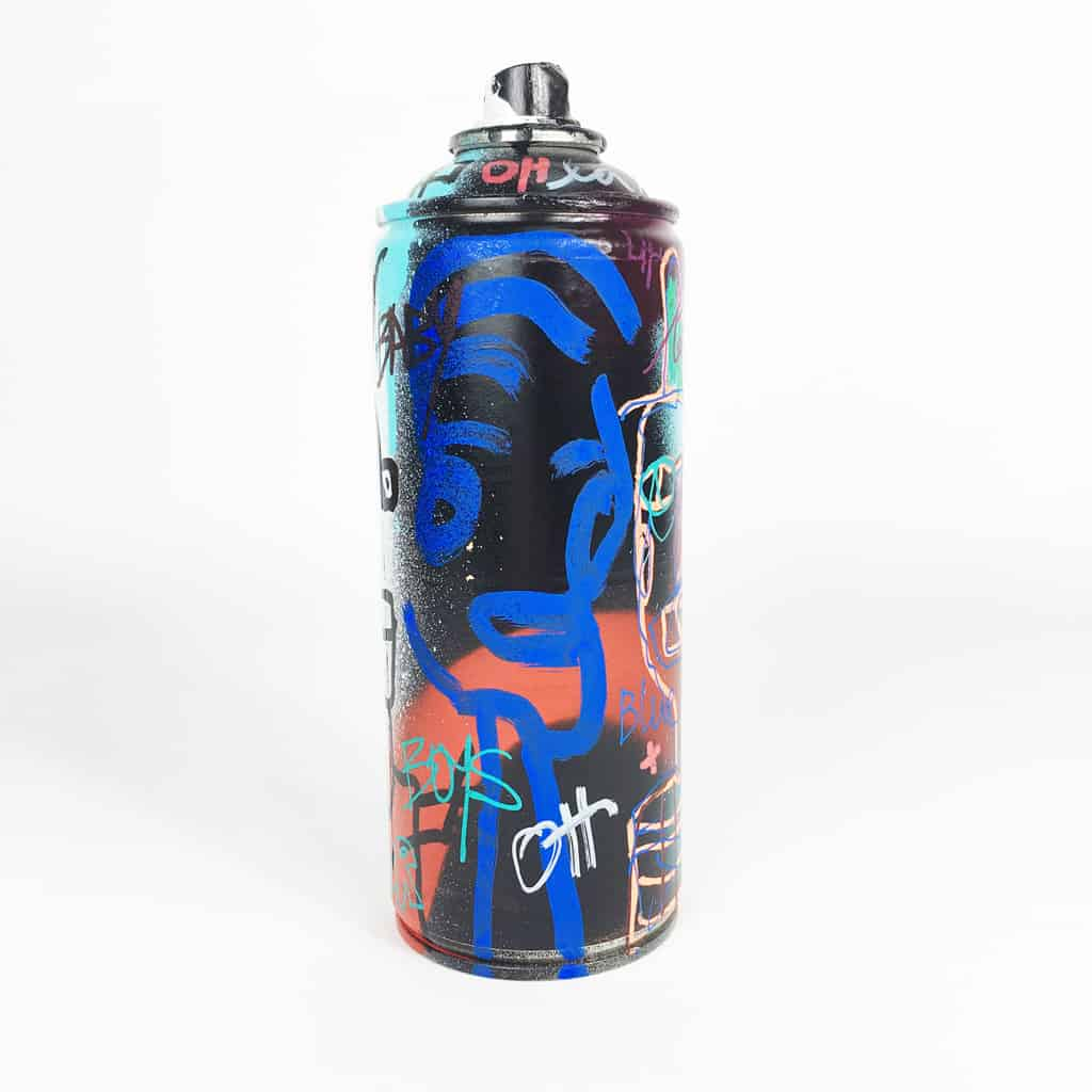 Bombe peinte DONOMIQ réf-039-02