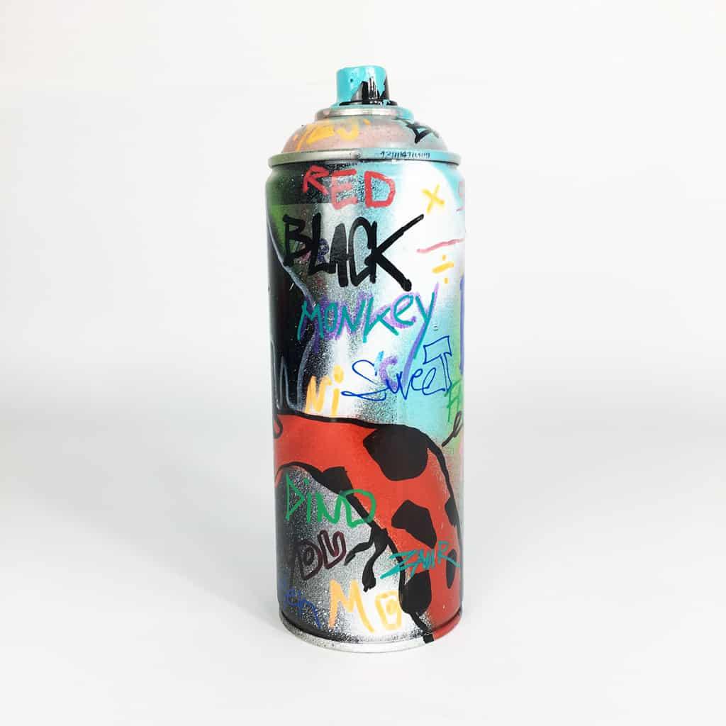 Bombe peinte DONOMIQ réf-041-02