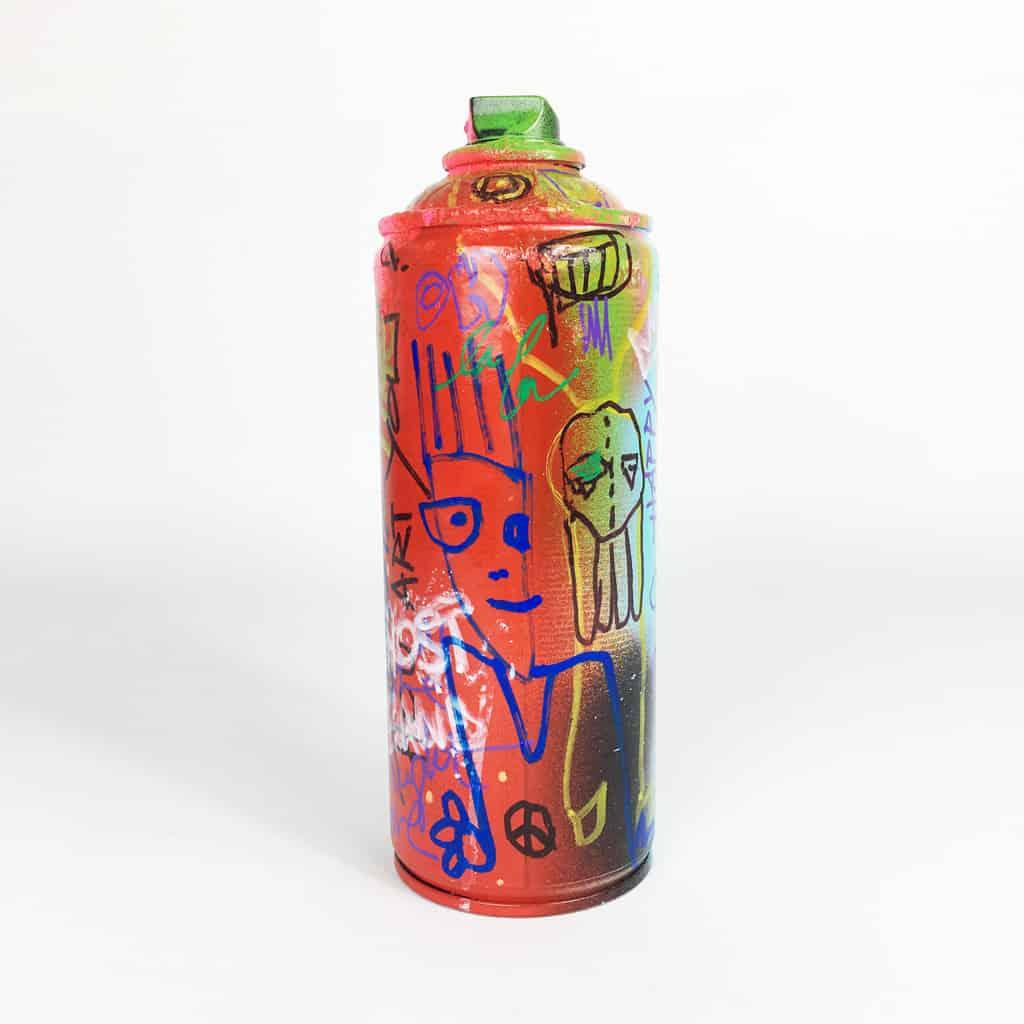 Bombe peinte DONOMIQ réf-042-02