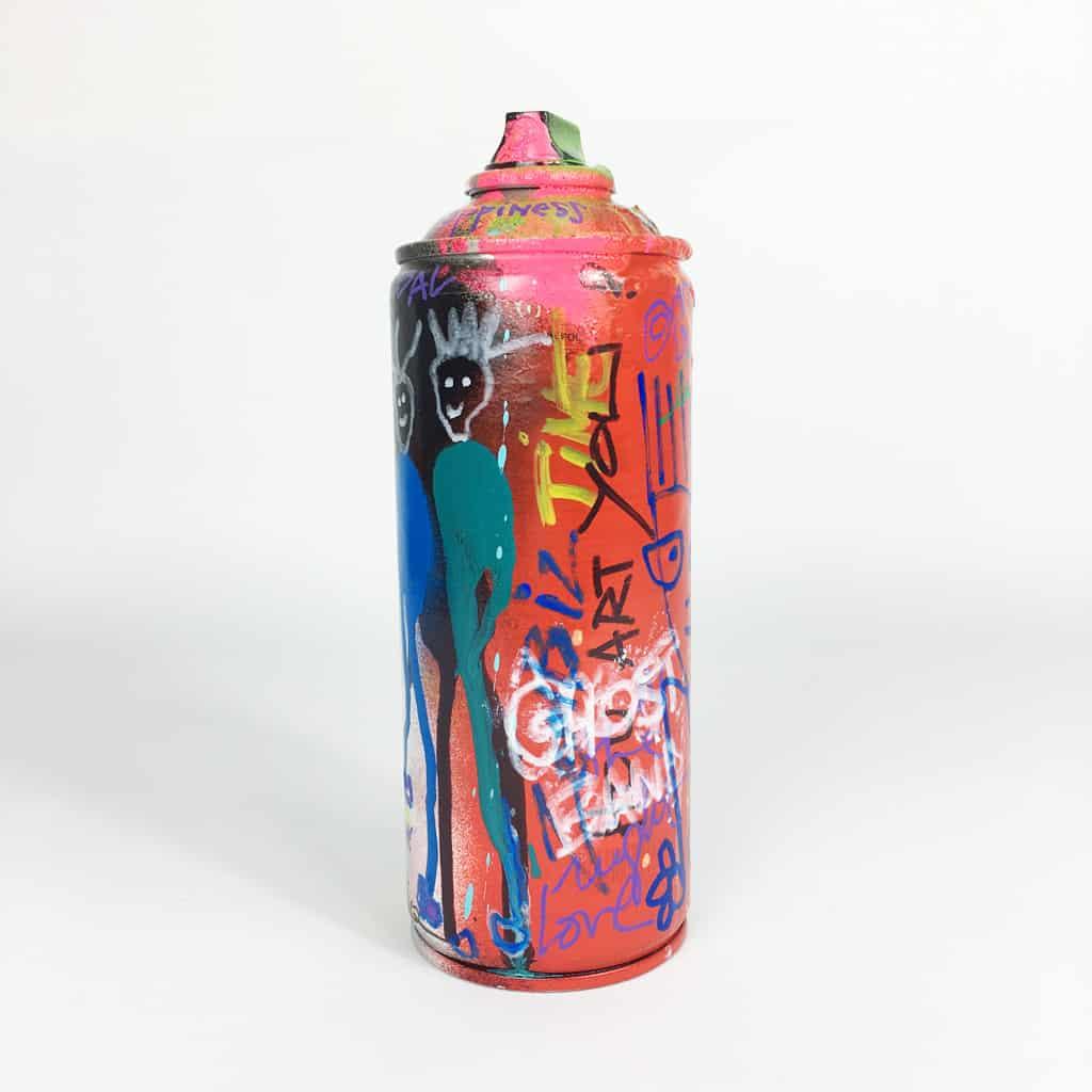 Bombe peinte DONOMIQ réf-b042-03