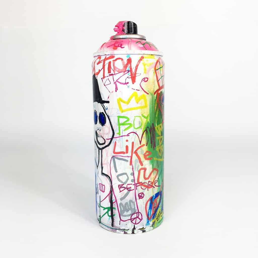 Bombe peinte DONOMIQ – B044