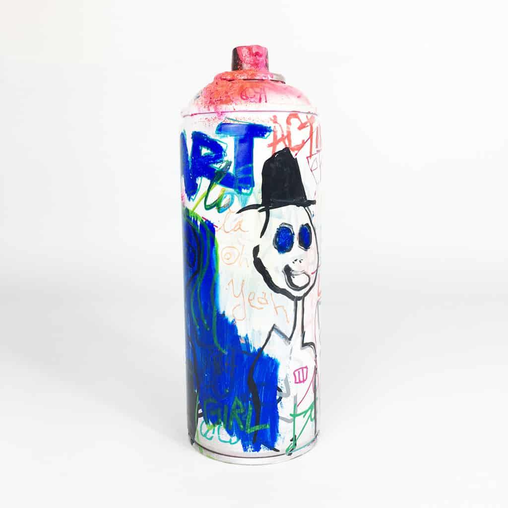 Bombe peinte DONOMIQ réf-044-02