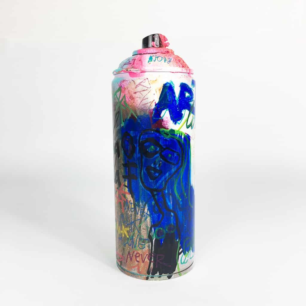 Bombe peinte DONOMIQ réf-044-03
