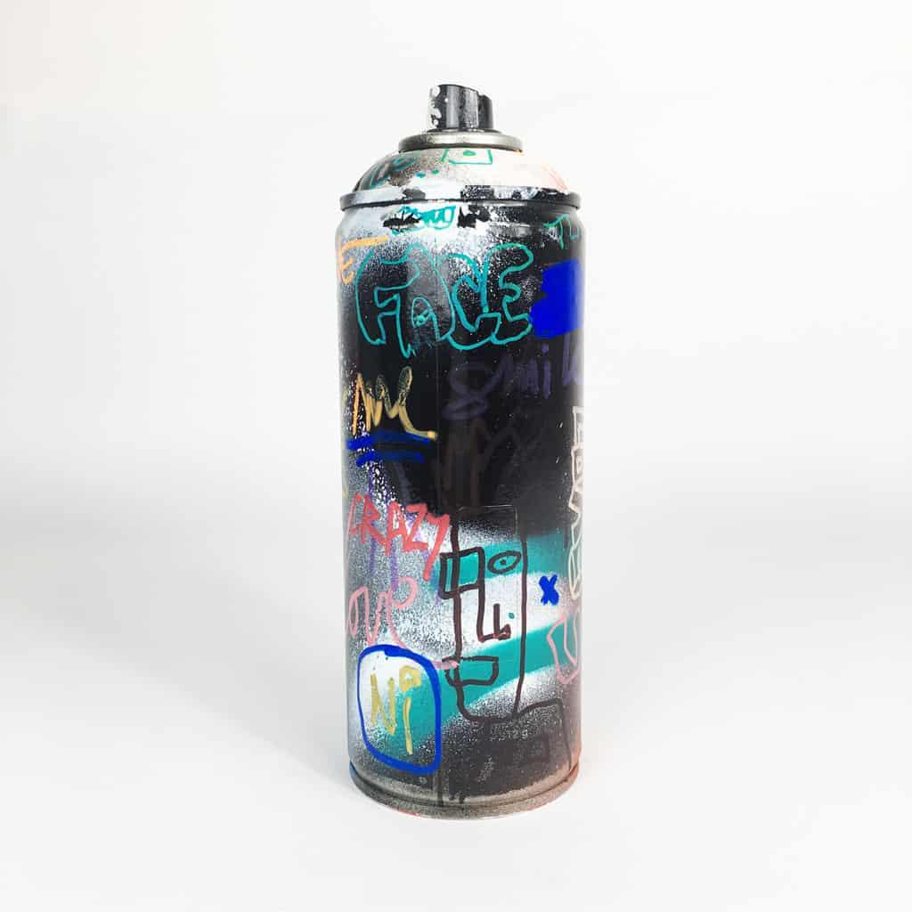 Bombe peinte DONOMIQ réf-047-01