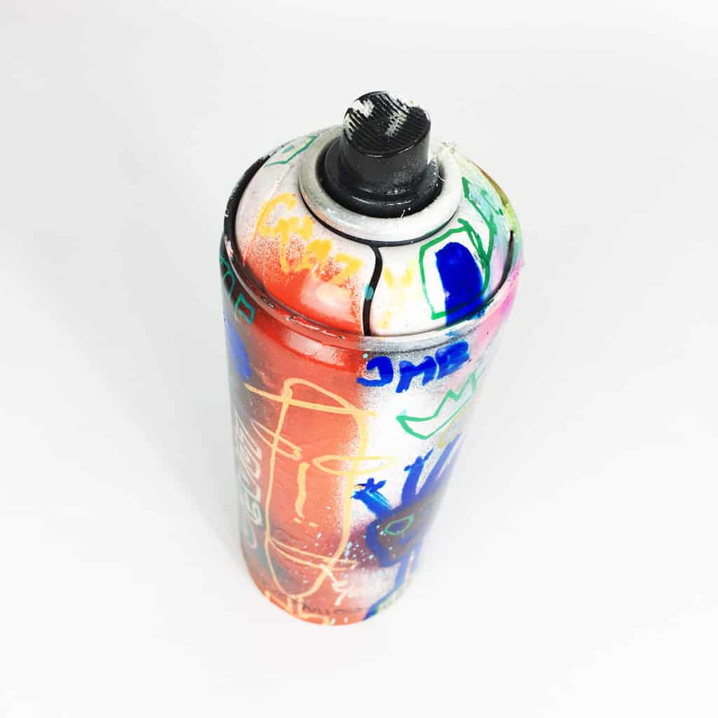 Bombe peinte DONOMIQ réf-047-04