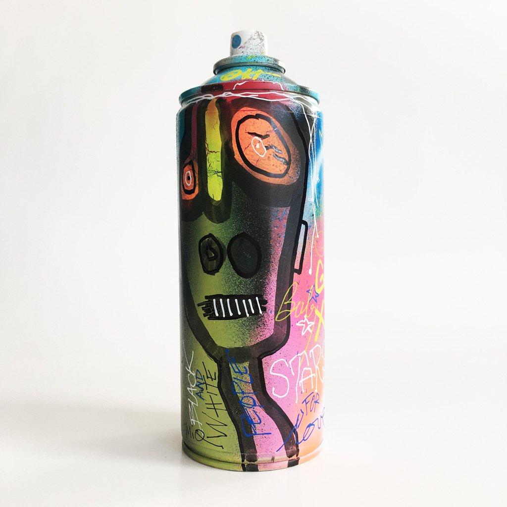 Bombe peinte DONOMIQ – B053
