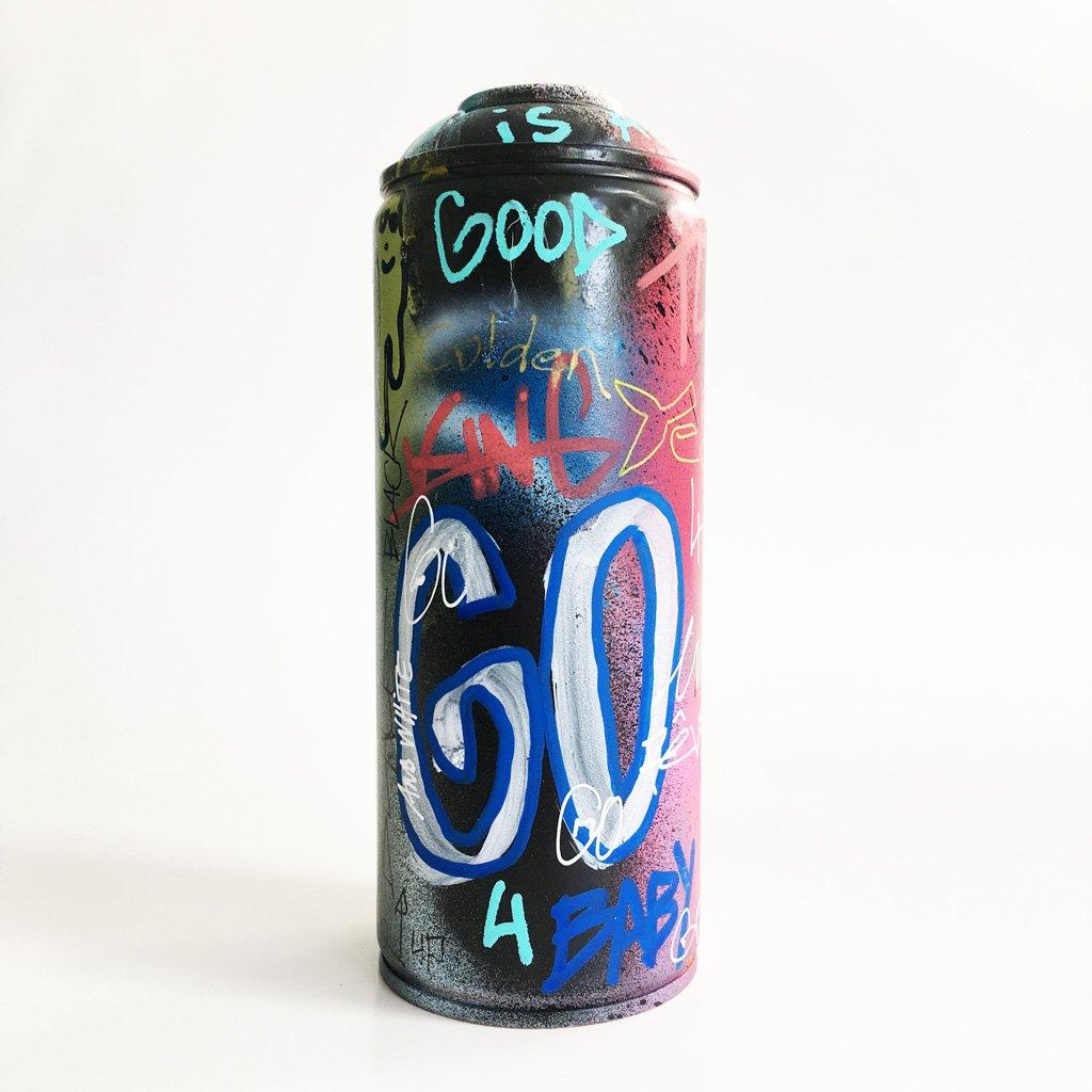 Bombe peinte DONOMIQ – B054