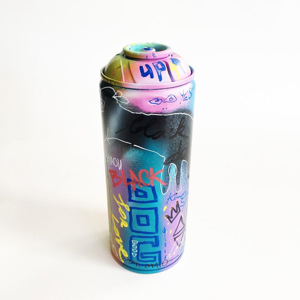 Bombe peinte DONOMIQ – B057