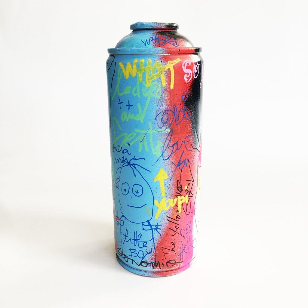 Bombe peinte DONOMIQ – B058