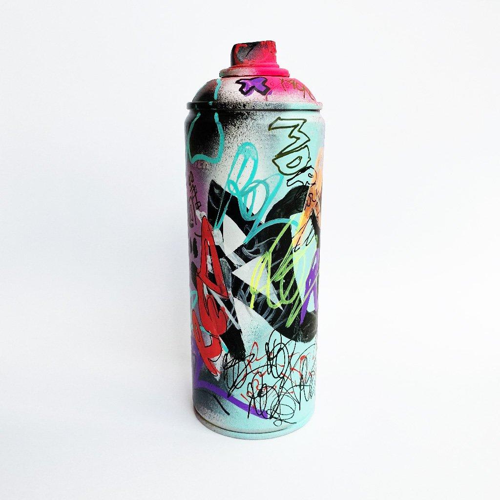 Bombe peinte DONOMIQ – B065