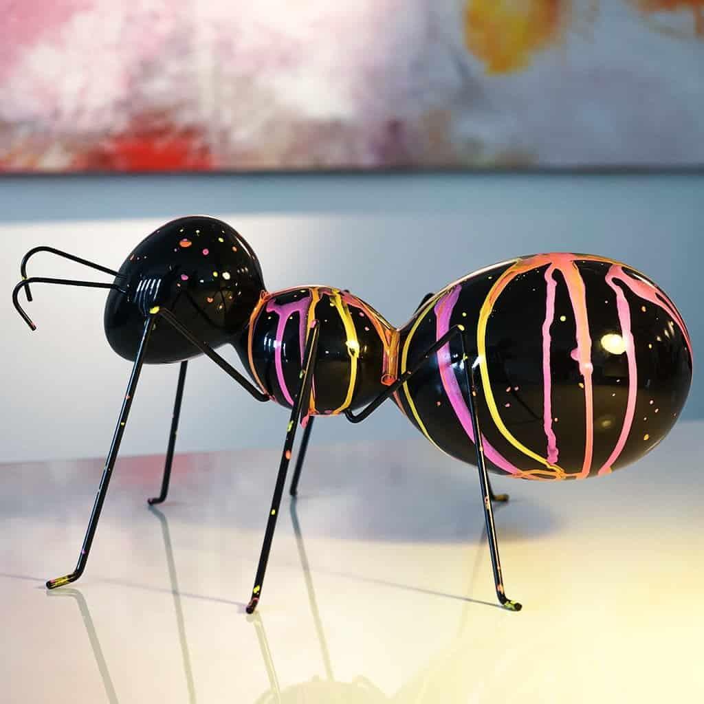 La fourmi rose 200€ - 03