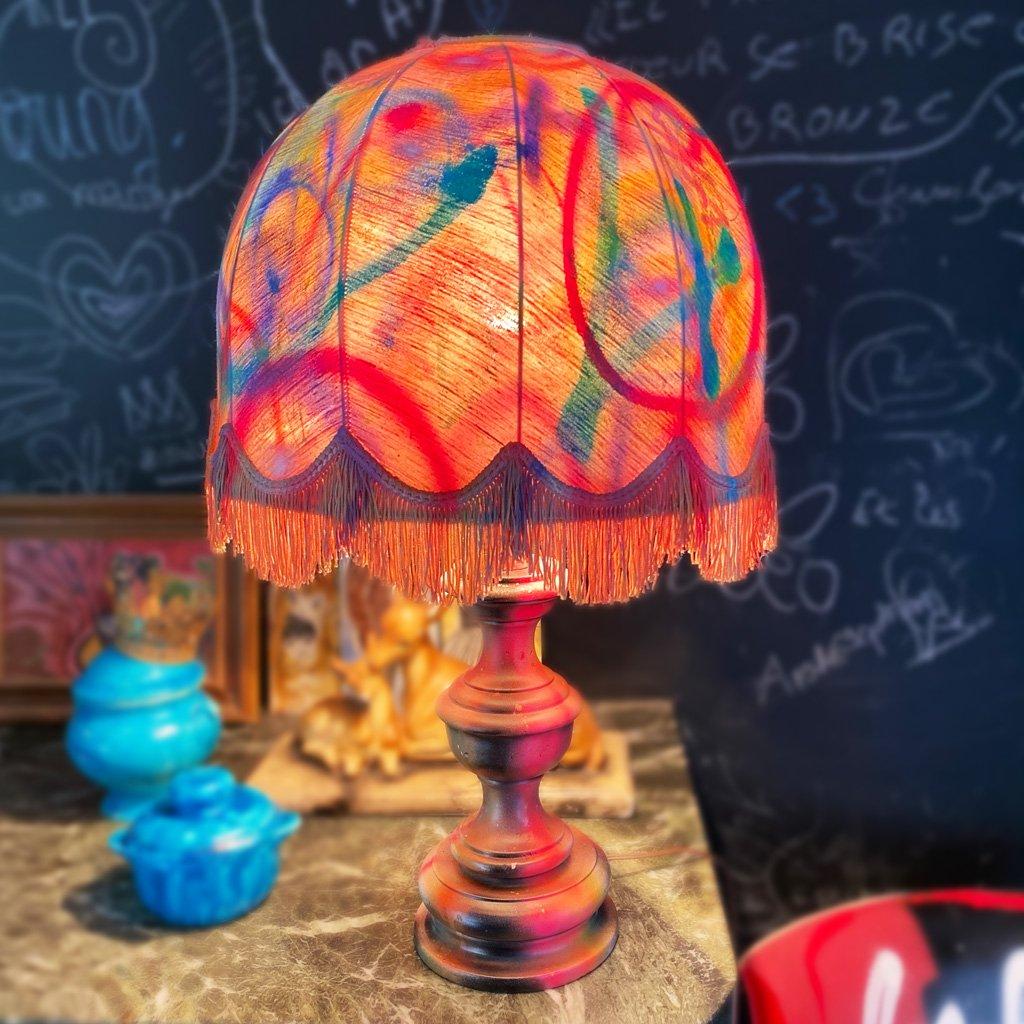 Lampe la025