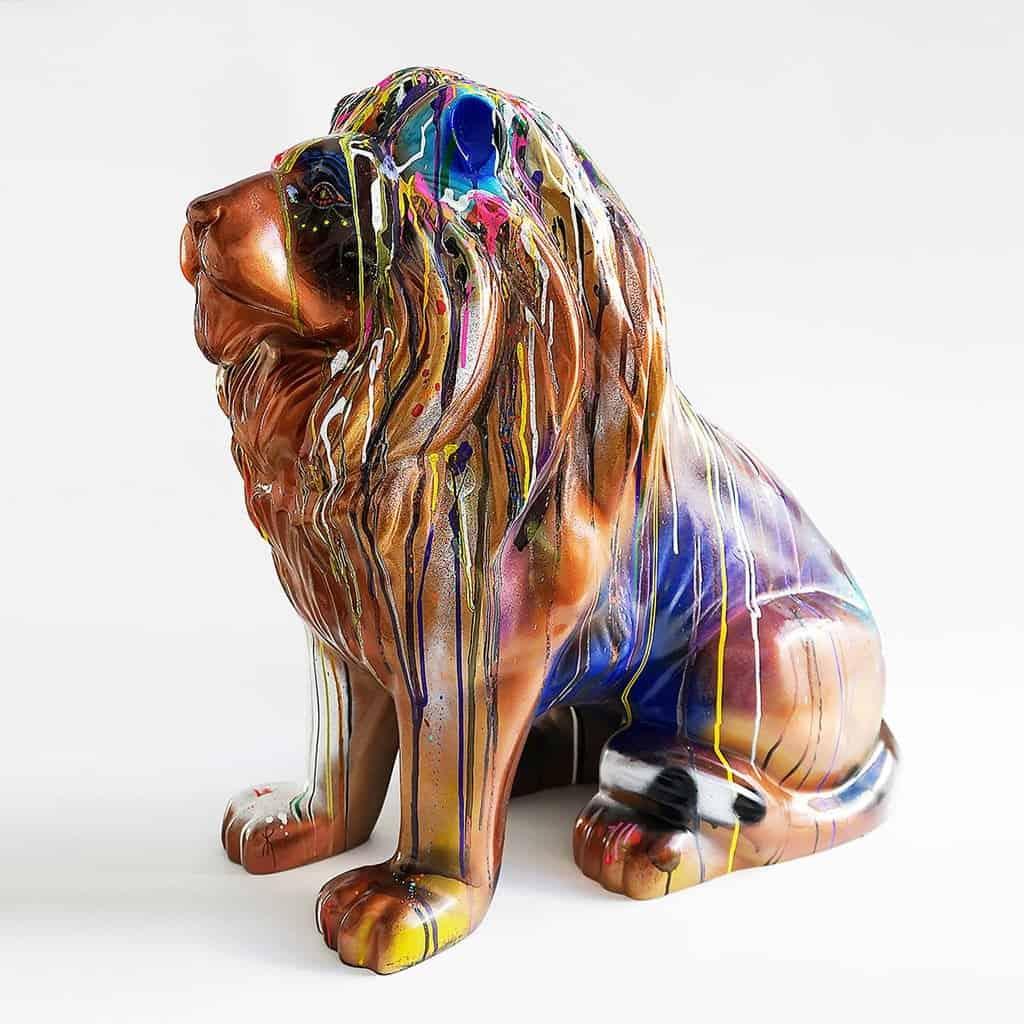 Customisation DONOMIQ lion 00