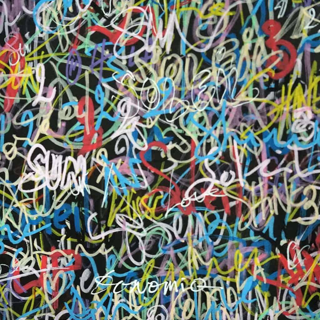 Peinture sur papier DONOMIQ - p114-02