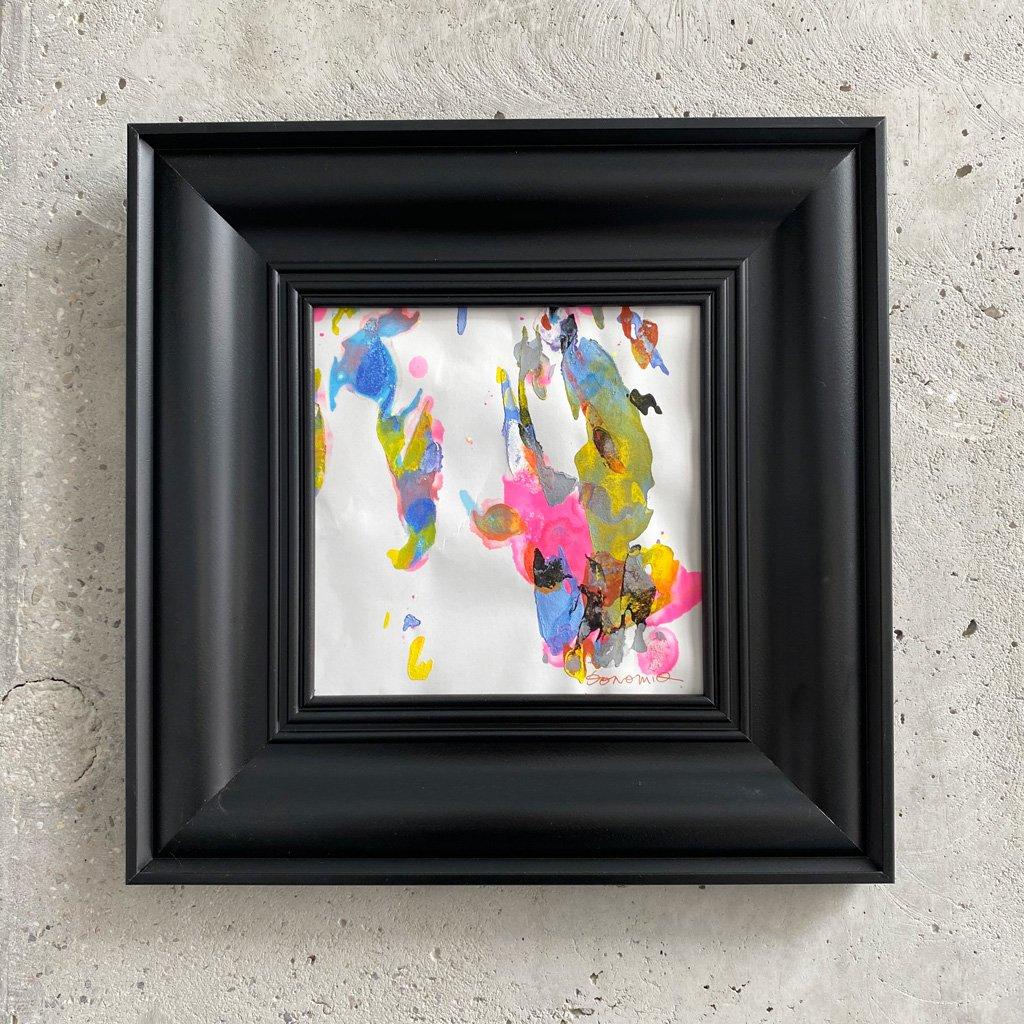 Peinture sur papier DONOMIQ – P220