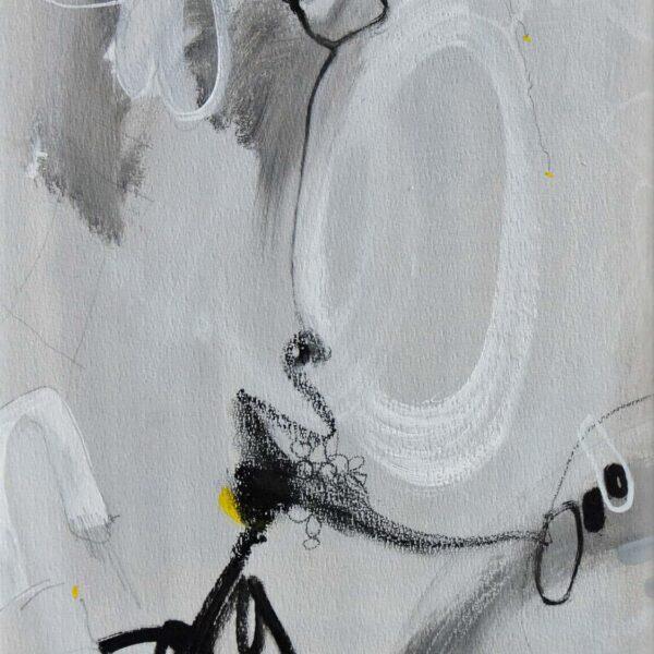 Peinture sur papier DONOMIQ - p122-2