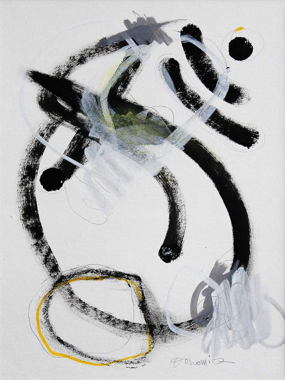Peinture sur papier DONOMIQ - p156-2